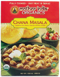 Mother India Organics Chana Masala