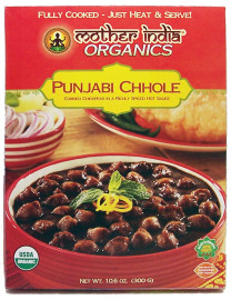 Mother India® Organics Punjabi Chhole