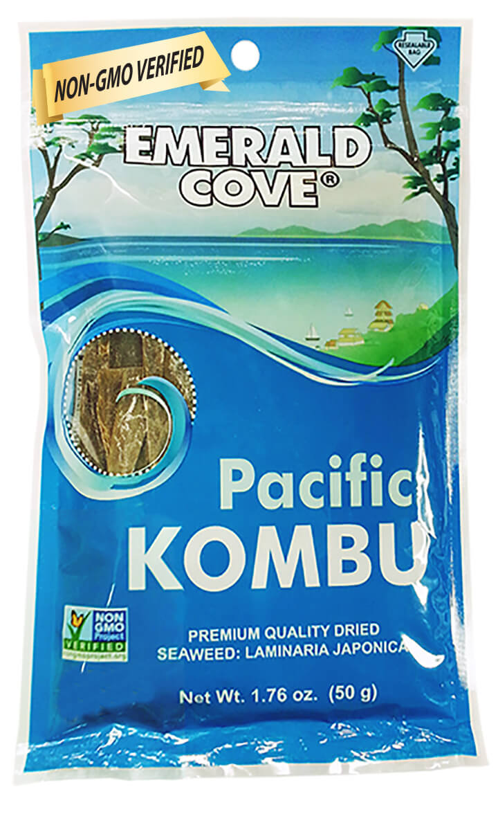 Emerald Cove Pacific Kombu