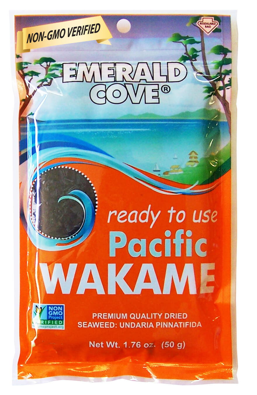 Emerald Cove Pacific Wakame