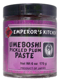Emperor's Kitchen Umeboshi Pickled Plum Paste 6 oz