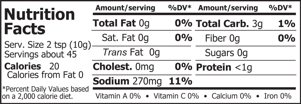 Miso Master Organic Sweet White Miso Nutrition Facts 16 oz