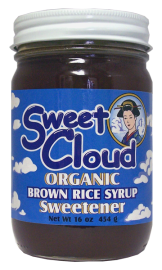 Sweet Cloud® Organic Brown Rice Syrup 16 oz