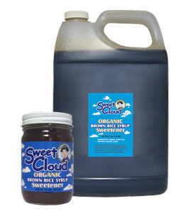 Sweet Cloud® Organic Brown Rice Syrup