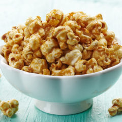 Nutty Popcorn Crunch with Sweet Cloud® Rice Syrup