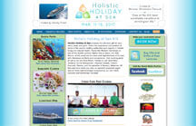 A Taste of Health ~ Holistic Holiday at Sea Link