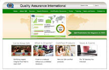 Quality Assurance International Link