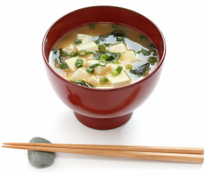 Traditional Miso Soup with Miso Master® American made organic miso