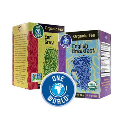 One World® Organic Teas