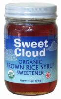 Sweet Cloud Organic Brown Rice Syrup 16 oz