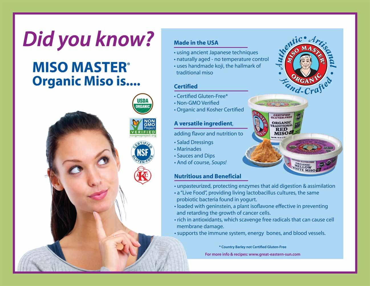 Did You Know This About Miso?