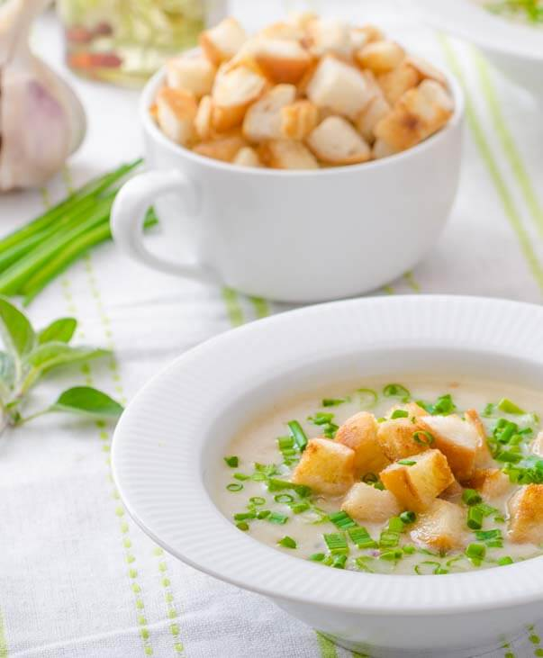 Under the Weather Miso Soup with Miso Master Organic Country Barley Miso Soup