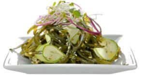 Wakame Cucumber Salad with Emerald Cove Ready-to-Use Wakame