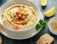 Marvelous Miso Hummus with Miso Master Organic Soy-free Chickpea Miso