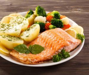 broiled-salmon-steaks