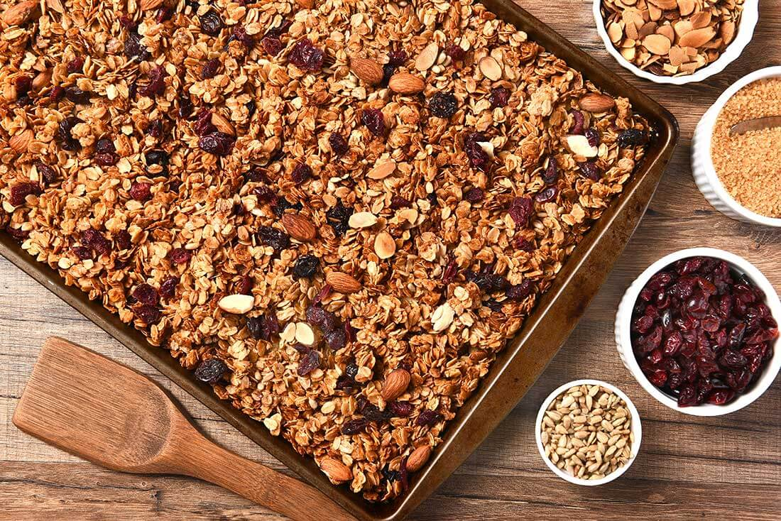 rice-syrup-granola-recipes
