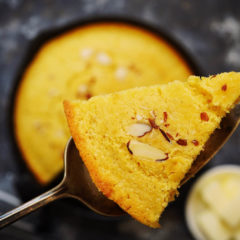 Chef Tom's Vegan Cornbread