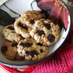 Chocolate Chip Cookies with Miso Master Miso