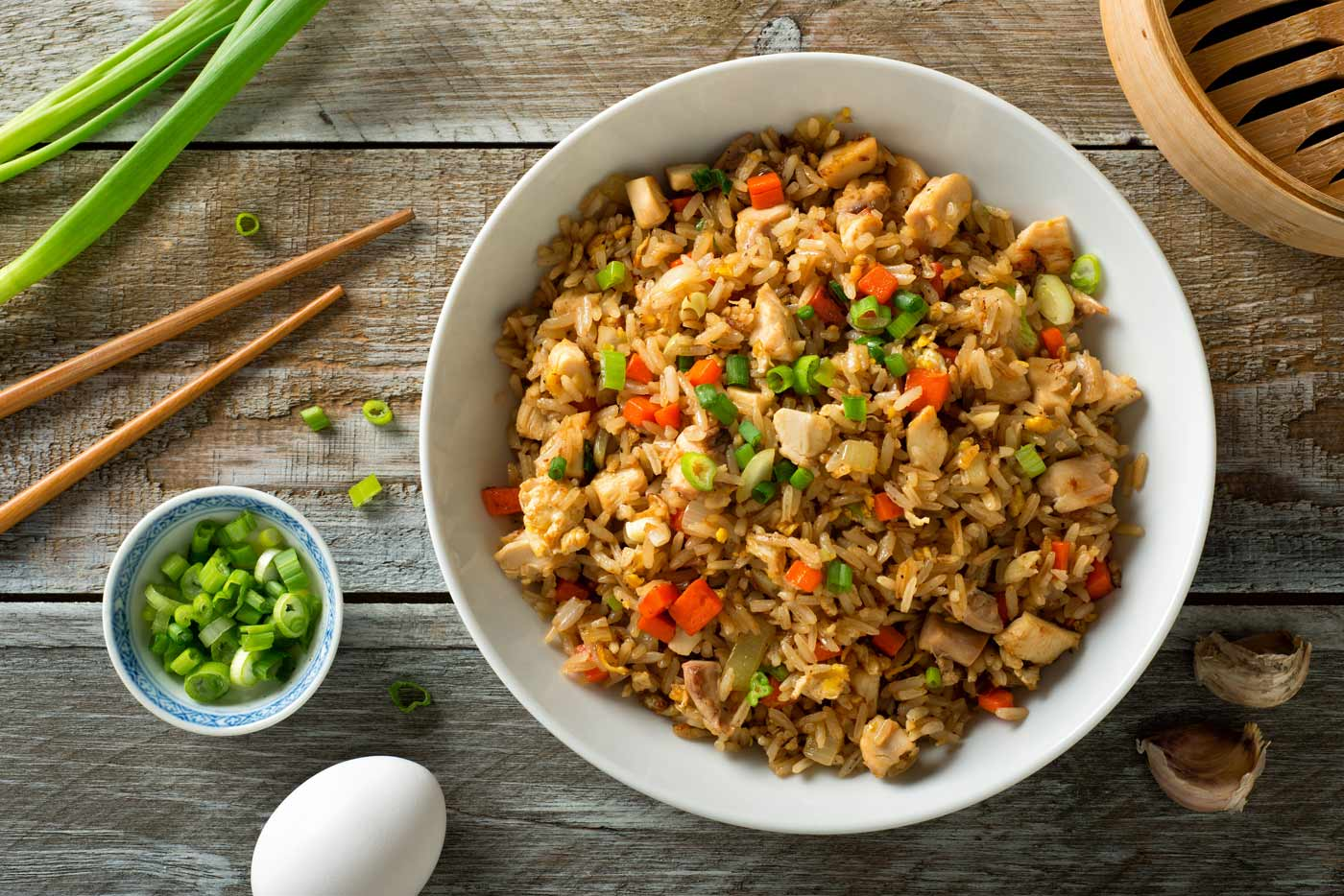 Delicious Ginger Fried Rice Recipe