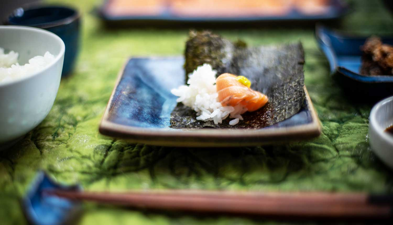 Homemade Temaki Sushi Cone Recipes