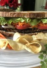 chef-toms-sweet-and-sour-tempeh-sandwich-with-chips