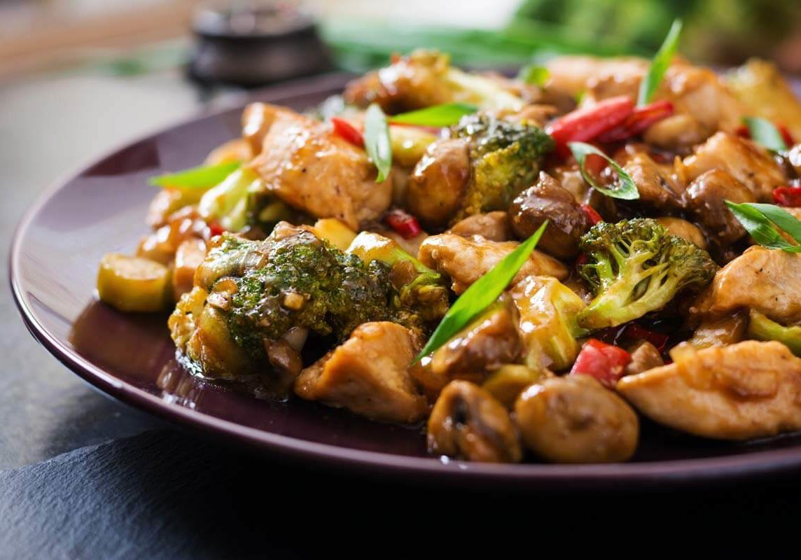 Sweet & Sour Broccoli recipe